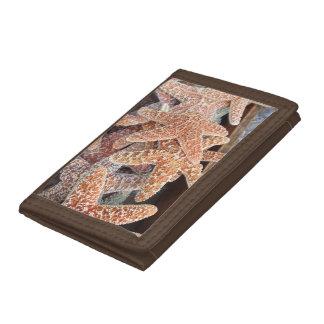 Starfish Nylon Wallet