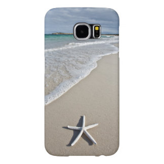 Starfish On A Remote Beach Samsung Galaxy S6 Case