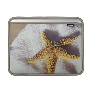 Starfish On A Towel Sleeve For MacBook Air