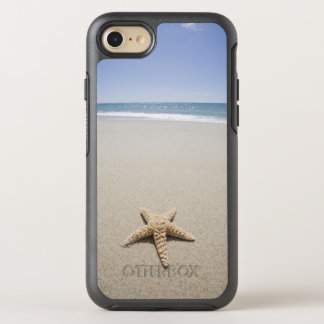 Starfish on beach by Atlantic Ocean OtterBox Symmetry iPhone 8/7 Case
