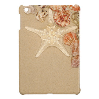 Starfish on Sand iPad Mini Case