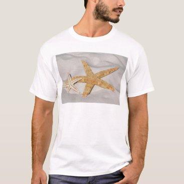 Beach Themed STARFISH ON THE BEACH T-Shirt