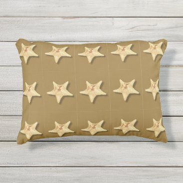 Beach Themed Starfish pillow