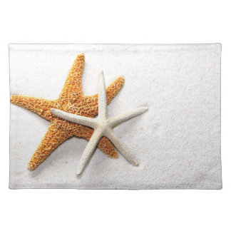 Starfish Placemat Cloth Placemat