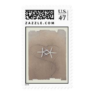 Starfish Postage Stamps