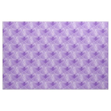 Beach Themed Starfish Purple Beach Fabric