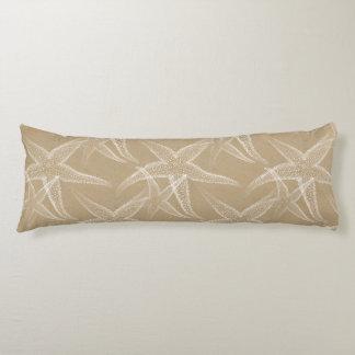 Starfish Sand Beach Body Pillow