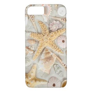 Starfish Sea Shells iPhone 7 Case