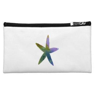Starfish Sea star Cosmetic Bag