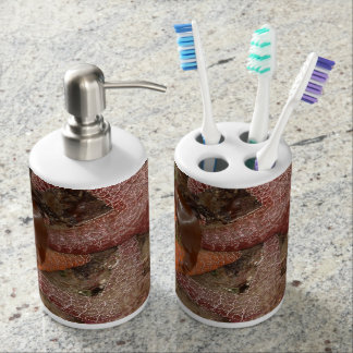 Starfish/Sea Stars in Cannon Beach, OR, Photo 4 Soap Dispenser & Toothbrush Holder