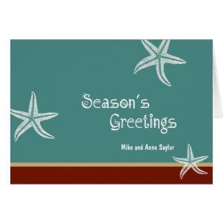 Seasons Greetings Sea Gifts on Zazzle