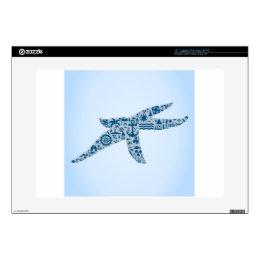 Starfish Skin For Laptop