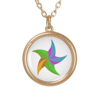 Starfish - Star of sea Gold Plated Necklace