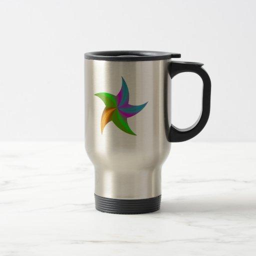 Starfish - Star of sea 15 Oz Stainless Steel Travel Mug