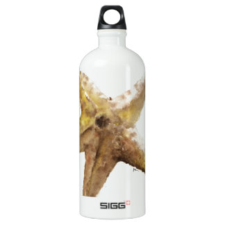 Starfish starfishes design paiting SIGG traveler 1.0L water bottle