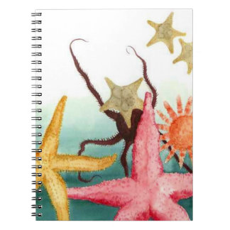 Starfish Story Notebook Animal Pet Rescue Save One