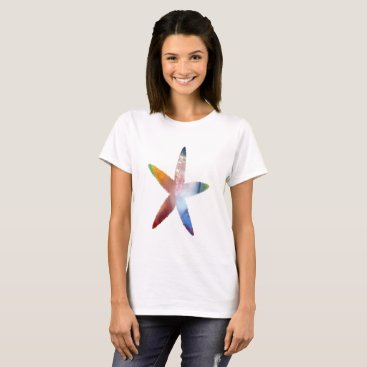 Beach Themed Starfish T-Shirt