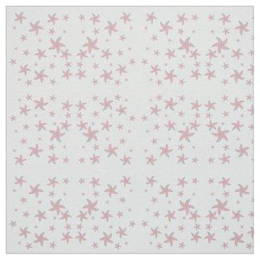 Beach Themed starfish tropical fabric