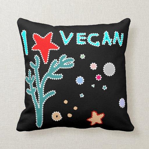 starfish vegan pillow save oceans