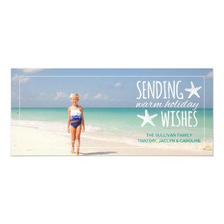 Starfish Warm Holiday Wishes | 2015 Holiday Card