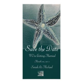 Starfish Wedding Announcement