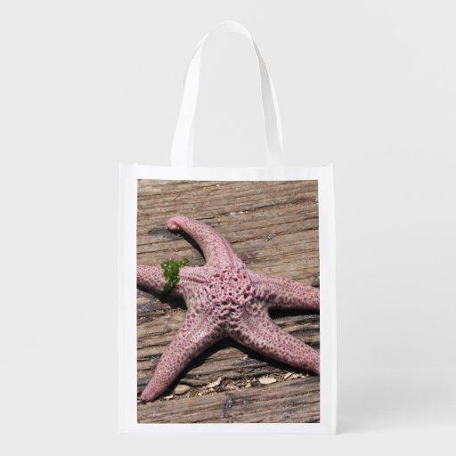 Starfish Grocery Bags