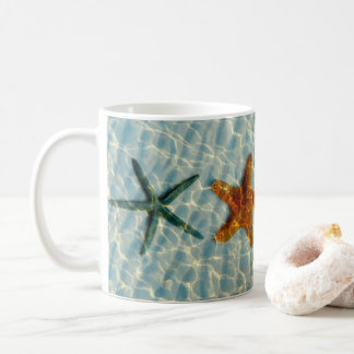 Starfishes Coffee Mug