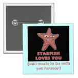 StarfishLovesU, (y quiere estar con usted para sie Pins