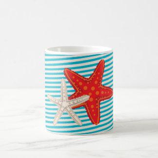 Starfishs Classic White Coffee Mug
