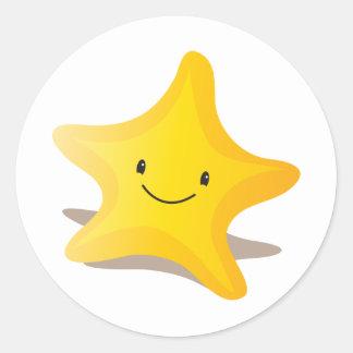 Starfishy starfish stickers