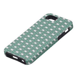 Starflower DarkGreen Case For The iPhone 5