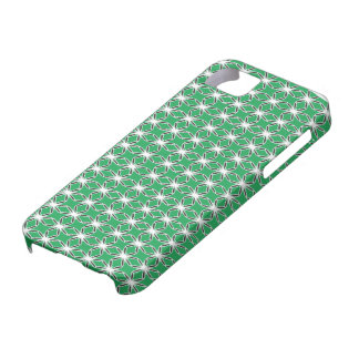 Starflower Green iPhone 5 Cover