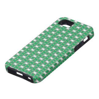 Starflower Green iPhone 5 Cases