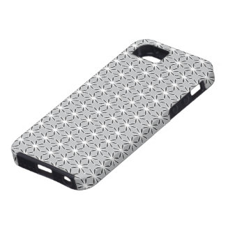 Starflower Grey iPhone SE/5/5s Case