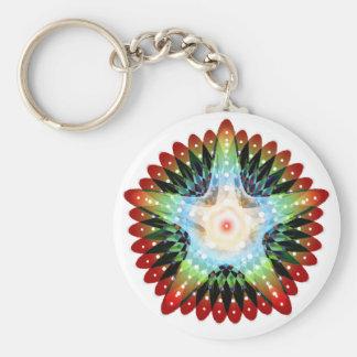StarFlower Keychain
