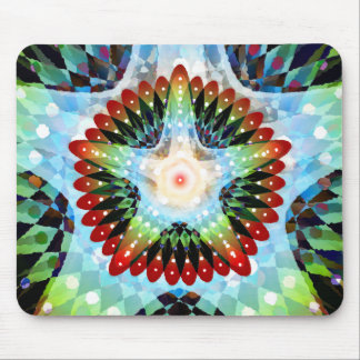 StarFlower Mouse Pad