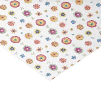 """Starflower Pattern 10"""" X 15"""" Tissue Paper"""