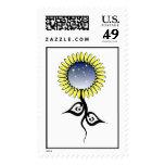 Starflower ~ stamps