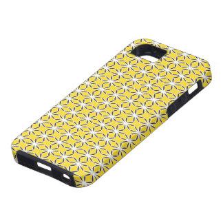 Starflower Yellow iPhone 5 Cover