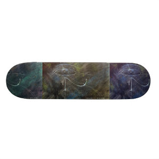 STARGATE hieroglyph skateboard #2