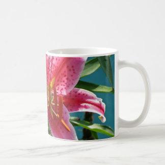 Stargazer - Asiatic Lily Coffee Mug