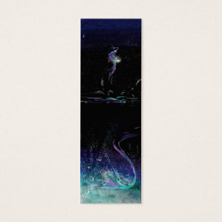 Stargazer Bookmark Mini Business Card