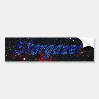 Stargazer Bumper Sticker
