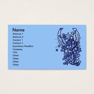 STARGAZER BUSINESS CARD
