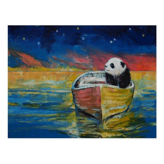 Stargazer de la panda postales