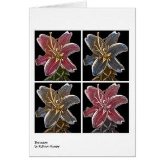 Stargazer Greeting Cards (Blank)