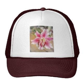 stargazer lilies #1 trucker hats
