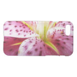 Stargazer Lily Bright Magenta Floral iPhone 7 Case