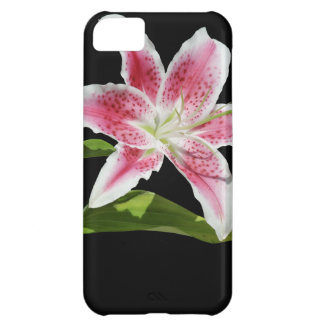 Stargazer Lily Case For iPhone 5C