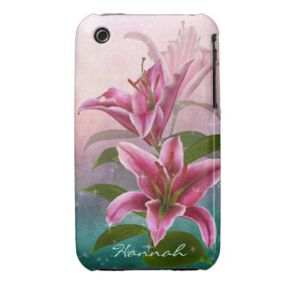 Stargazer Lily Case-Mate iPhone 3 Cases